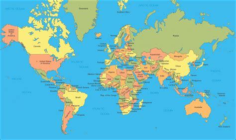 world map big image map of the world big