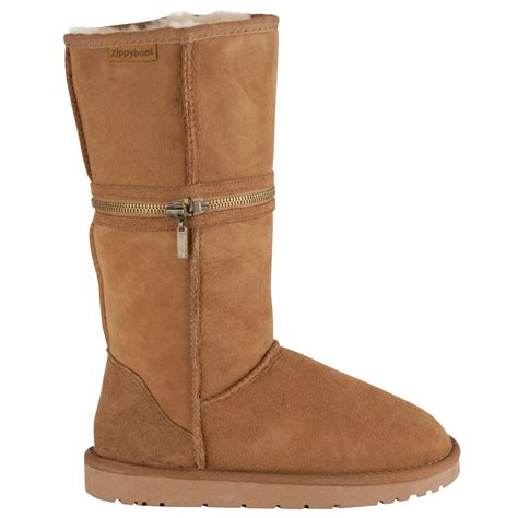 The Boots Of by Zippy Boot Chestnut Boutique Ltd