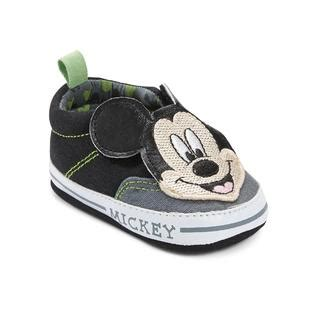 toddler mickey mouse sneakers disney mickey mouse baby toddler boy s sneaker style bootie
