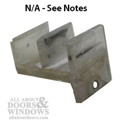 Shower Door Guide Tub Shower Door Guides