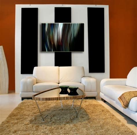 wall art ideas for living room abstract art home interiors