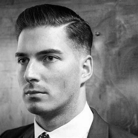 professional but trendy men haircut taper fade haircut for men 50 masculine tapered hairstyles