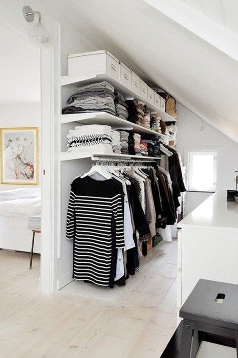 Open Closet Door by 20 Organization Ideas For Small Places Messagenote