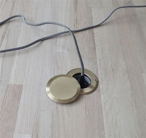 How To Install Floor Outlet by 10 Easy Pieces Floor Outlets Remodelista