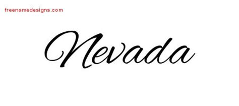 design my name tattoo online free cursive name designs nevada free free