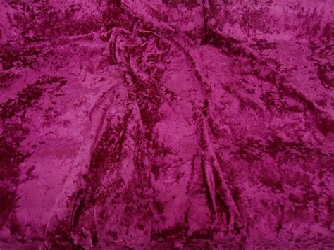 crushed velvet uk cerise crushed velvet fabric curtain upholstery