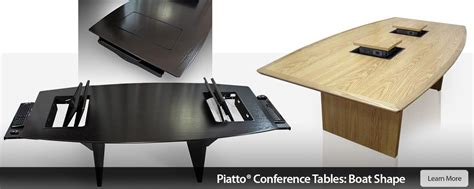 boat shaped conference table conference room tables and computer conference tables