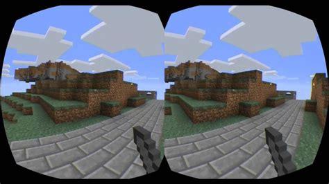 Vr Minecraft Minecraft Kommt Auf Die Samsung Gear Vr