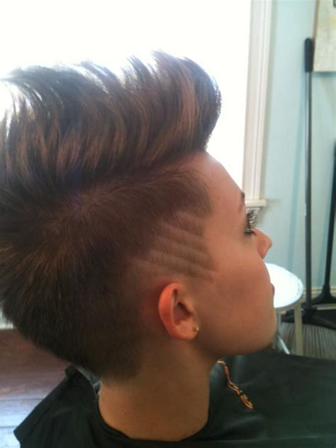 shaved lines in hair side shaved hair designs tumblr short hairstyle 2013