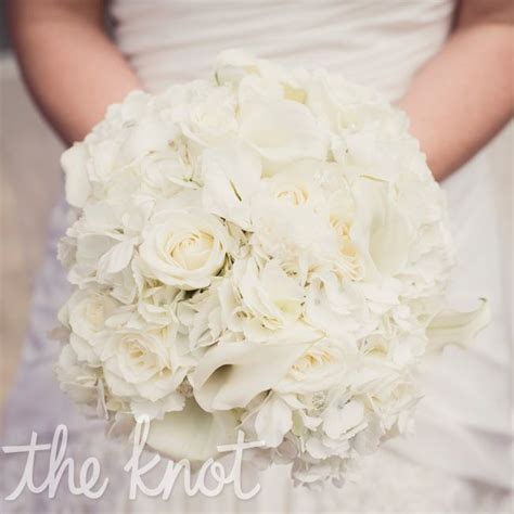 17 Best ideas about White Bridal Bouquets on Pinterest