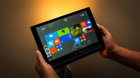 Tablet 10 Inch Windows lenovo tablet 2 windows 10 inch review an awkward