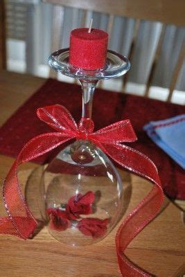 What a cute idea for a centerpiece! not for reception but
