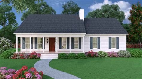 small ranch house plans with porch small ranch house plans with front porch