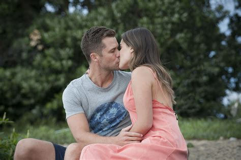 neighbours spoilers paige  marks shock kiss