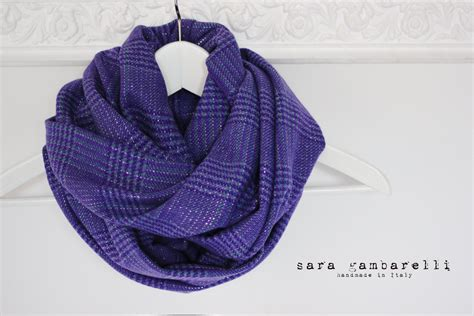 where can i buy an infinity scarf purple infinity scarf plaid scarf chunky blue scarf tartan