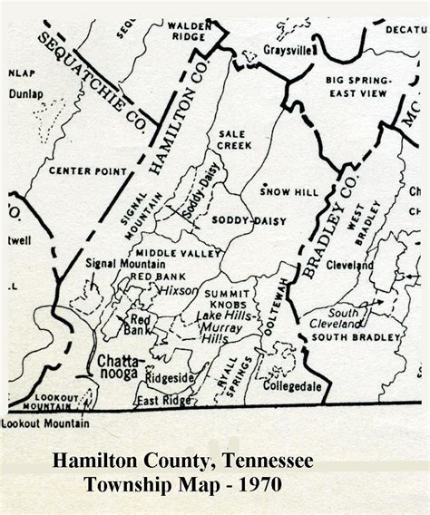 hamilton county texas map east tennessee sarratt sarrett surratt families of america