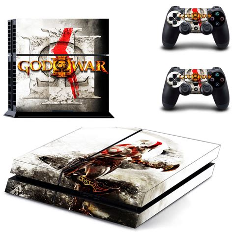 Ps4 Sticker God Of War by New God Of War Ps4 Skin Sticker Decal For Sony Playstation