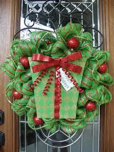 wreaths to make how to make a mesh wreath with two colors party