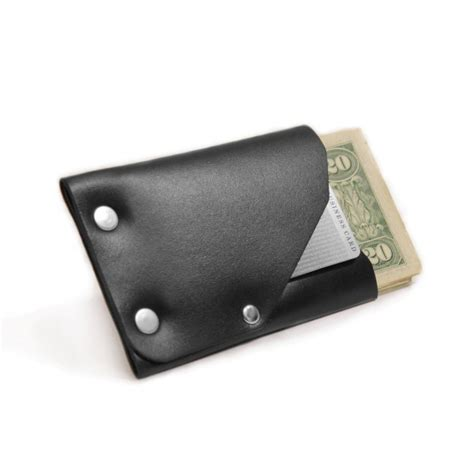 bench craft american bench craft frontier 1 slim leather wallets