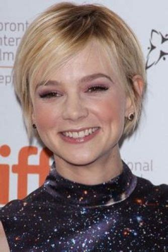 formal comb back pixie cut carey mulligan hairstyle hairstyles 39 ideas for short hairstyles for women over 40 omg