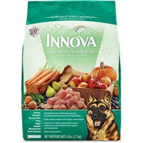 innova food innova large bite food by natura pet products southern agriculture