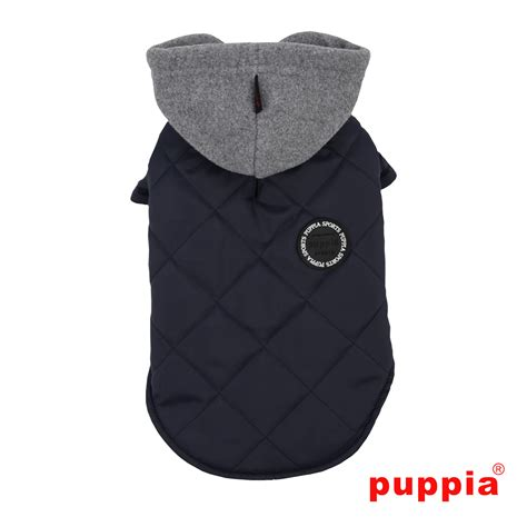 puppy jacket snowcap quilted waterproof coat for the smaller by puppia care 4