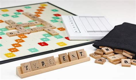 yen scrabble the new typography edition of scrabble features lovely new