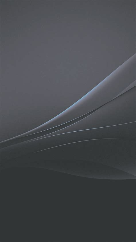 wallpaper xperia black hd grey xperia lollipop experience flow wallpaper gizmo