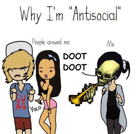 Doot Doot Meme - doot doot why i m antisocial know your meme