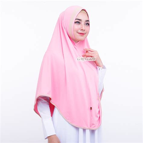 Kerudung Khimar Zoya khimar lis anida jilbab cantik