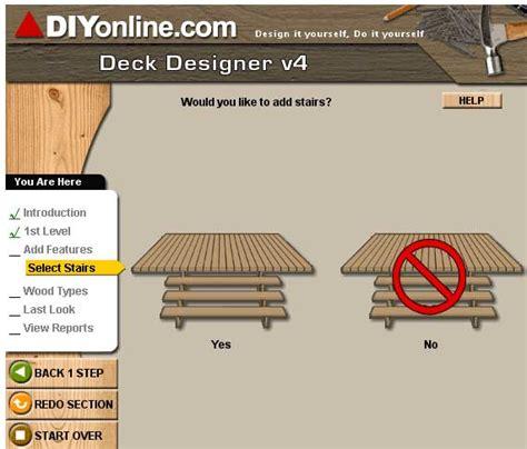 deckdesigner design  deck