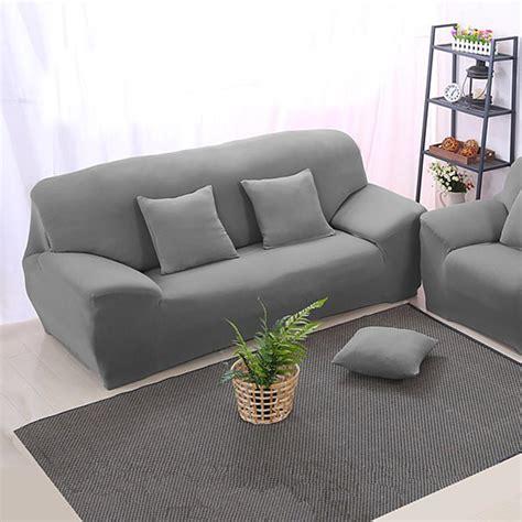 black sofa slipcovers black stretch sofa slipcover okaycreations net