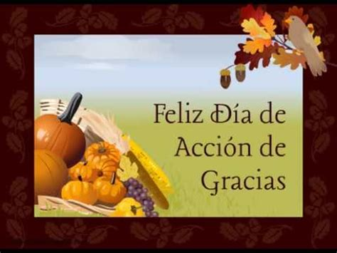 Dia De Accion De Gracias Detox by Feliz D 237 A De Acci 243 N De Gracias