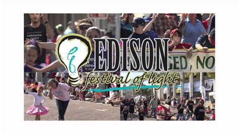 parade of lights ventura 2017 2017 edison festival of light commercial youtube