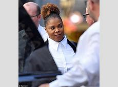 Janet Jackson appears at High Court for divorce hearing ... Janet Jackson 2017 Husband