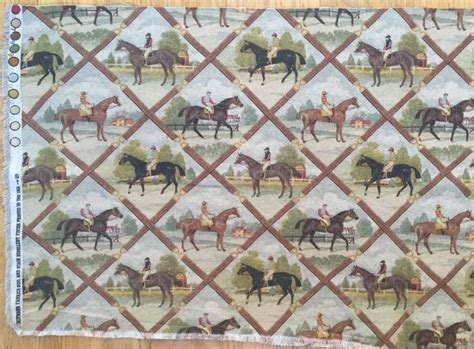 Equestrian Upholstery Fabric by 10 Images About Fabric On Ralph