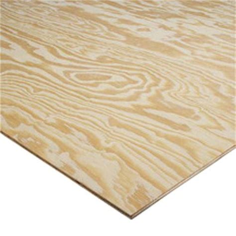 Shop Severe Weather 1/2 in Common Pine Plywood Sheathing, Application as 4 x 8 at Lowes.com