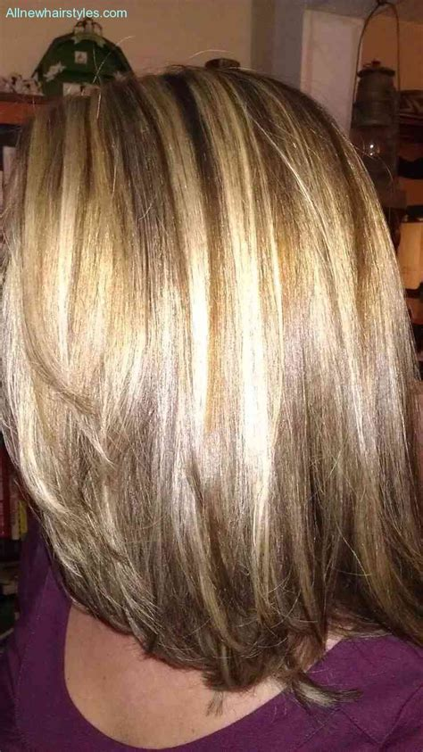 hairstyles highlight versus low lights highlights and lowlights pictures allnewhairstyles com