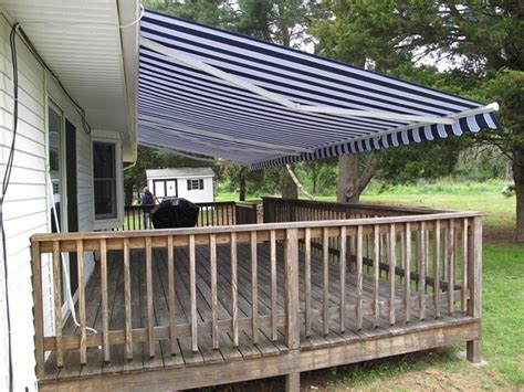 roof mounted awnings roof mount awning