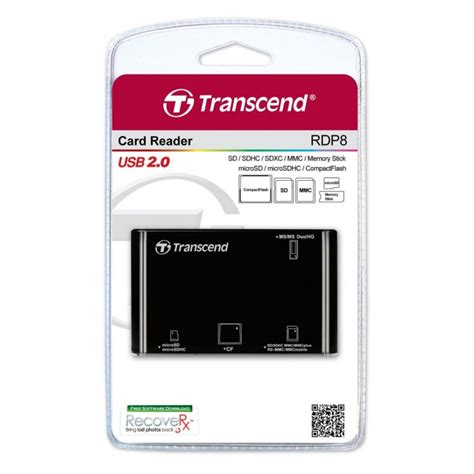 Transcend Cardreader Rdp 8 buy from radioshack in transcend ts rdp8k card reader for only 126 egp the best price