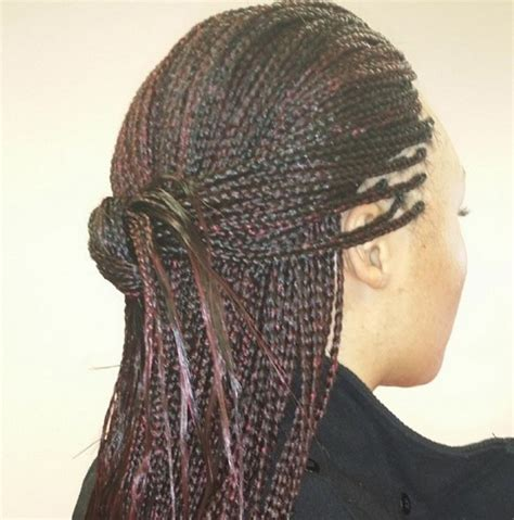 Type Of Hair To Use For Box Braids by Type Of Hair Use For Box Braids Hairstylegalleries