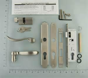 screen door replacement parts part 20275617 color brushed nickel fits doors 1 5 8
