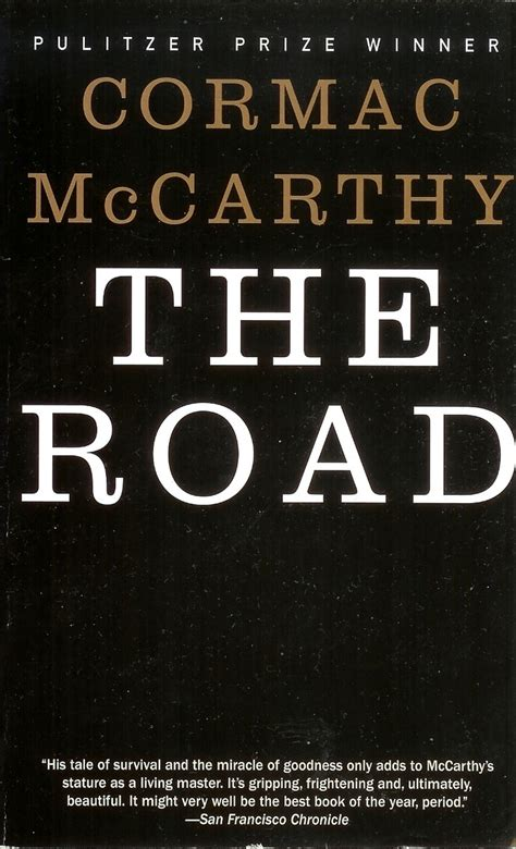 the road to you books cormac mccarthy the road books that called to me