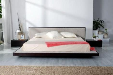modern low bed the comfy modern platform bed looks hard to get out of