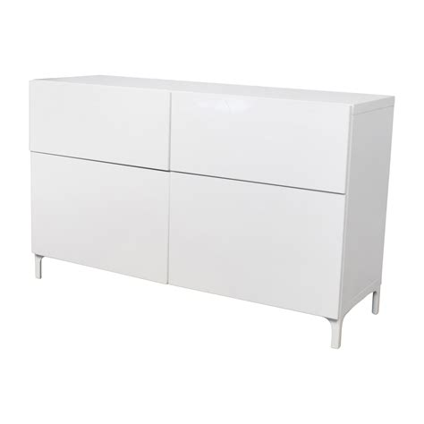 used ikea furniture 65 off ikea ikea besta white cabinet storage
