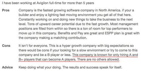 avigilon employee reviews