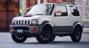 Suzuki Jimny Suzuki Introduces Colorful Jimny Limited Edition In