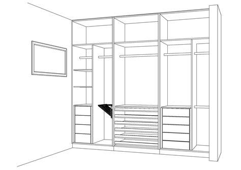 armarios quarto embutidos projetos de armarios embutidos para quarto armarios para