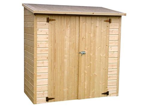 armoire de jardin en bois 12 mm 1 40 m 178 jardideco