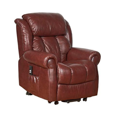Riser Recliners Uk by Wiltshire Leather Electric Riser Recliner Chair